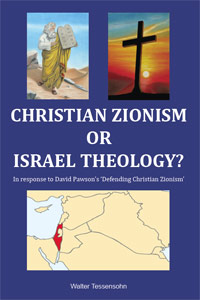 Christian Zionism or Israel theology